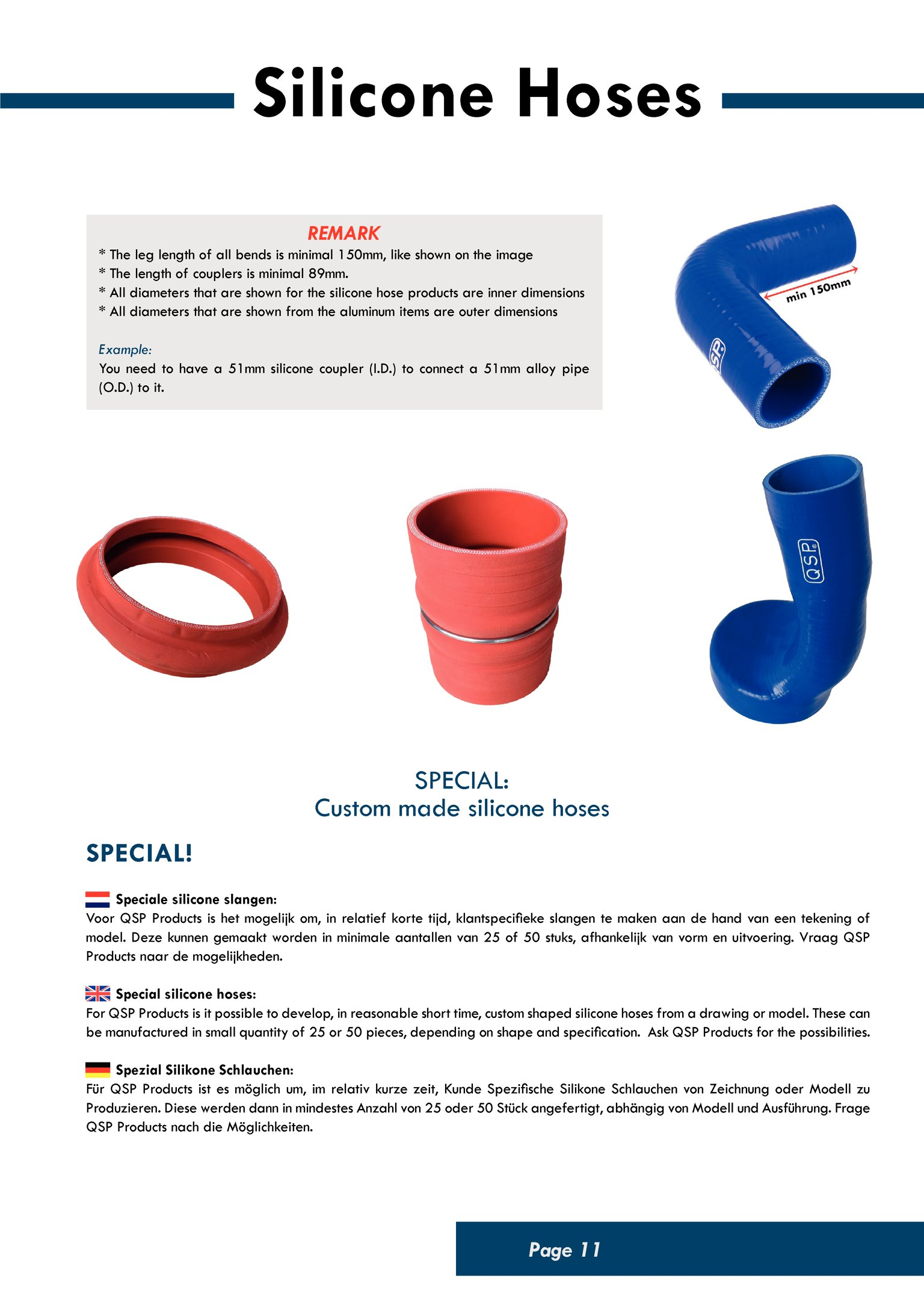 4mm Section Select OD from 51mm to 260mm VMQ Silicone O-Ring gaskets 159A