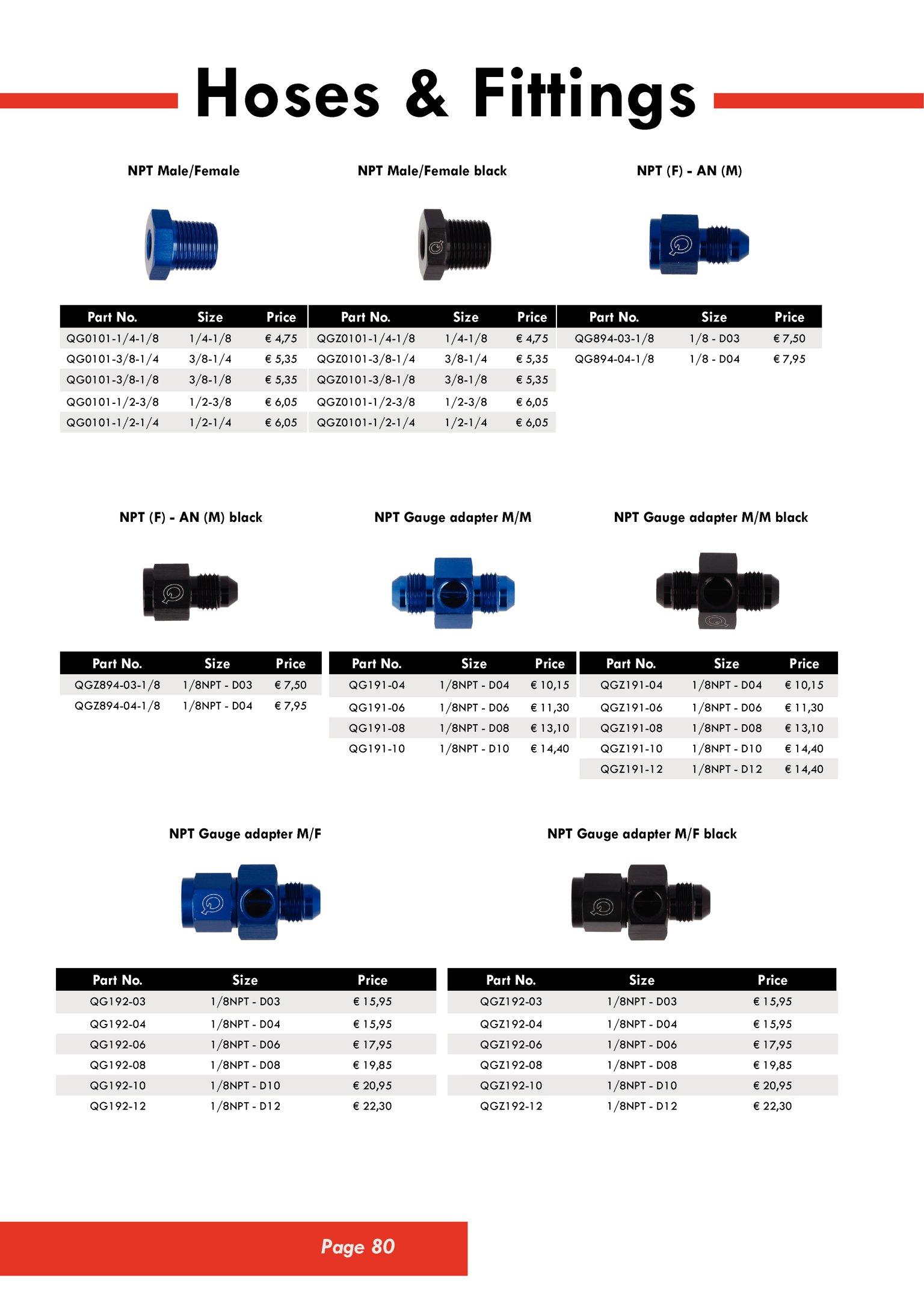 QSP Products Catalogue 2018 by 3D-Flipbook.com
